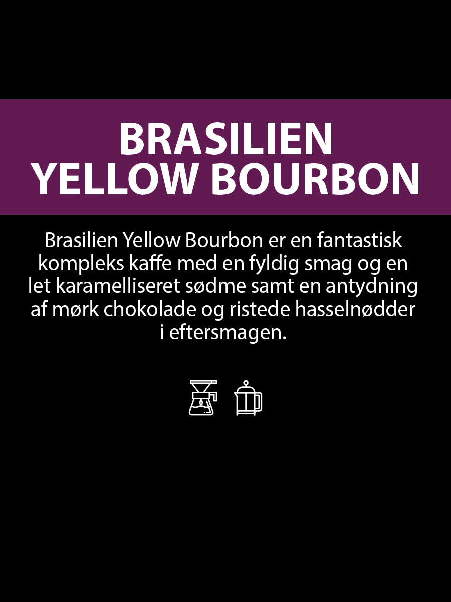 Brasilien Fazenda Sertão Yellow Bourbon