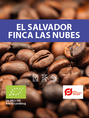 Økologisk El Salvador Finca Las Nubes