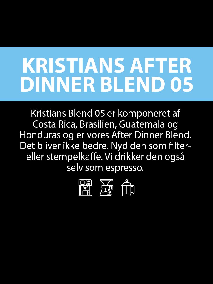 Kristians Blend 05 (Abonnement)