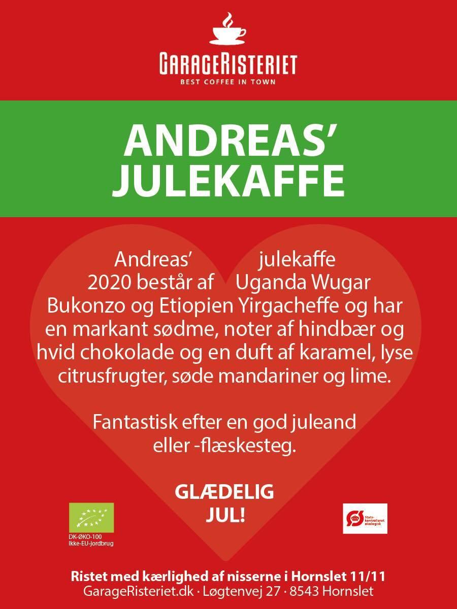 Andreas' julekaffe
